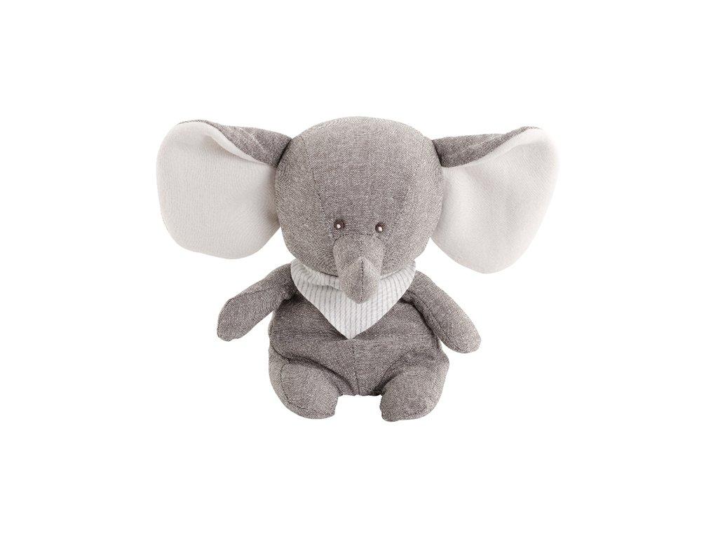 Slon Sweet Abbas se šátkem (25cm)
