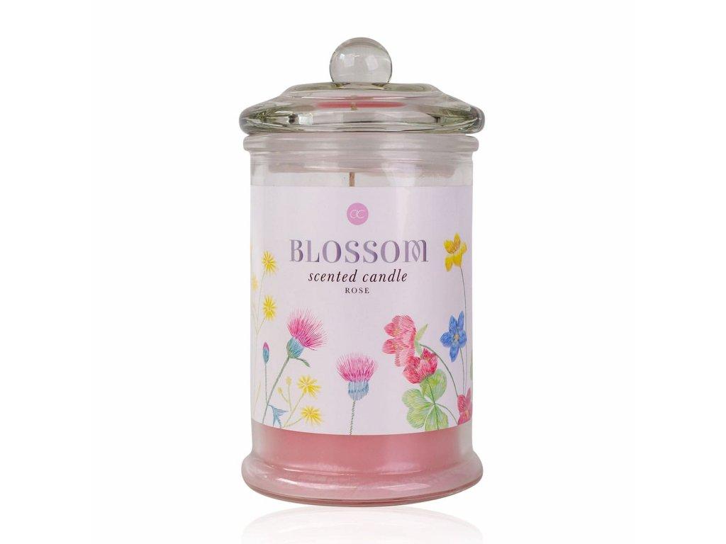 Vonná svíčka ve skle BLOSSOM