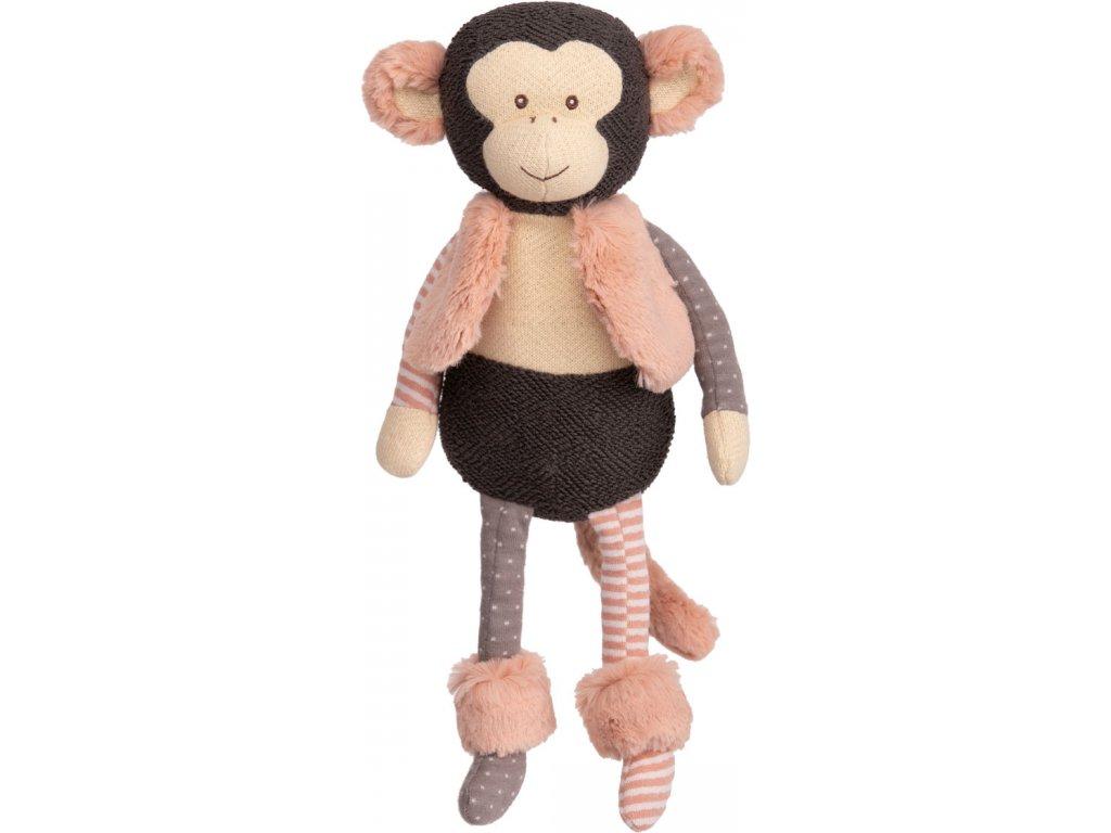 BK BABY AMELIA opice z bavlněného úpletu