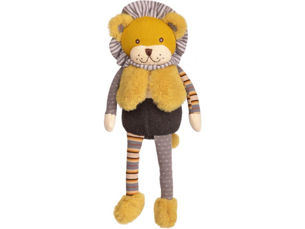 BK BABY NICOLAS lev z bavlněného úpletu