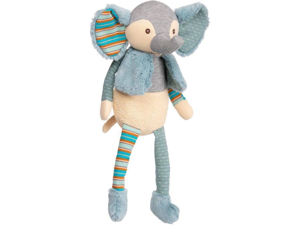 BK MAXIMILIAN slon z bavlněného úpletu