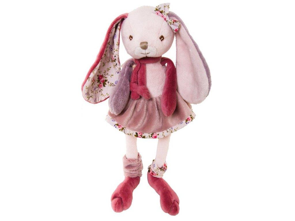 BK BIBI SISTERS zajíček s růžovou sukní