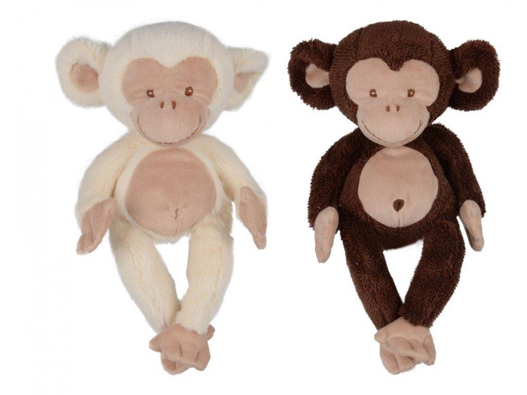 opice SWEET BERNARD (hnědý)