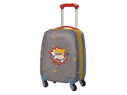 Pirát  BRANDS SUPERHELD cestovní kufr