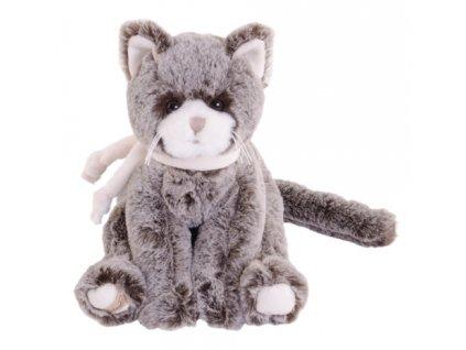BK KITTY kočička šedá
