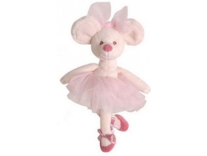 BK LITTLE ANTONIA myška, růžová sukně