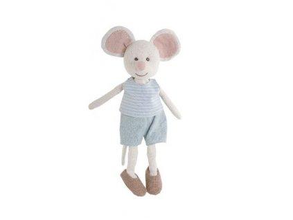 BK HERCULES myšák v kraťasech a proužkovaném tílku
