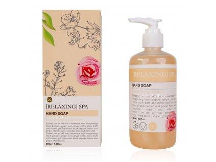 Mýdlo na ruce RELAXING SPA
