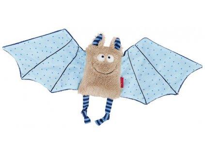 muchláček NETOPÝR modrý