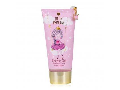Sprchový gel LITTLE PRINCESS