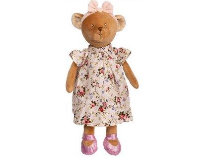 BK MELI medvídek, růžové boty
