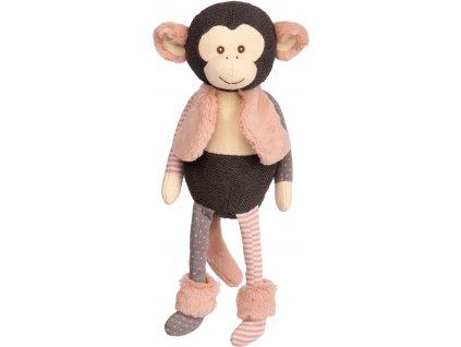 BK HAPPY AMELIA opice z bavlněného úpletu