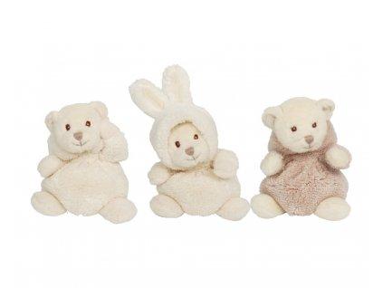 Medvídek Ziggy (bílý) (15cm)