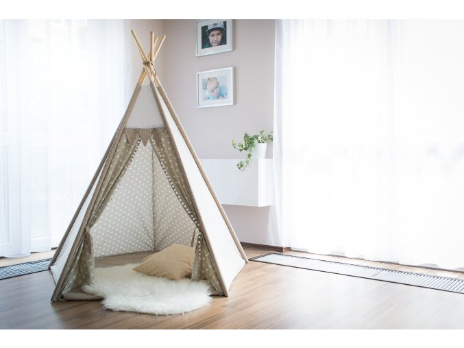 Teepee NATURE Star