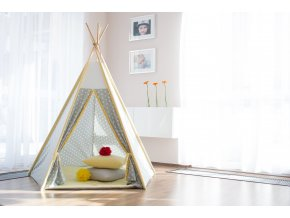 Teepee Star Touch of the sun