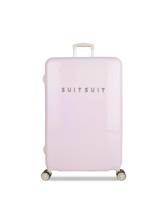Cestovní kufr SUITSUIT® TR-1221/3-L - Fabulous Fifties Pink Dust