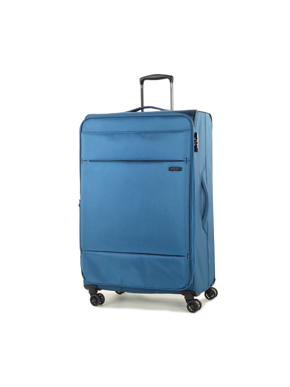 Cestovní kufr ROCK TR-0161/3-L - modrá