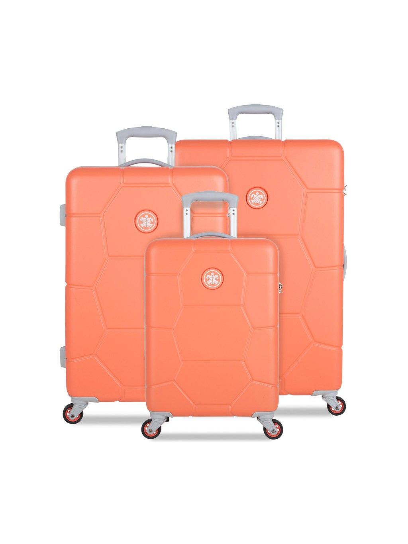 Sada cestovních kufrů SUITSUIT® TR-1246/3 ABS Caretta Melon