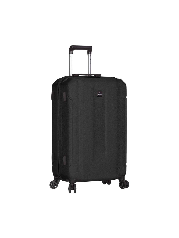 Cestovní kufr SIROCCO T-1177/3-M ABS - černá