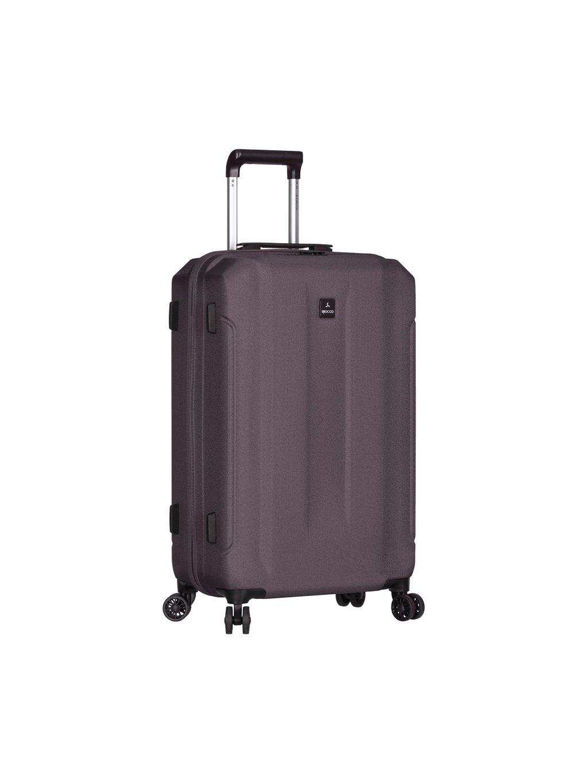 Cestovní kufr SIROCCO T-1177/3-L ABS - šedá