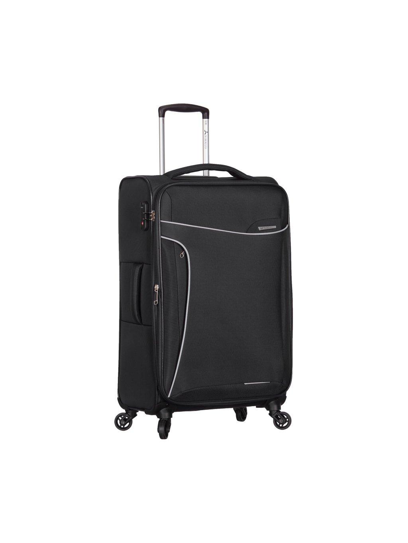 Cestovní kufr SIROCCO T-1201/3-L - černá