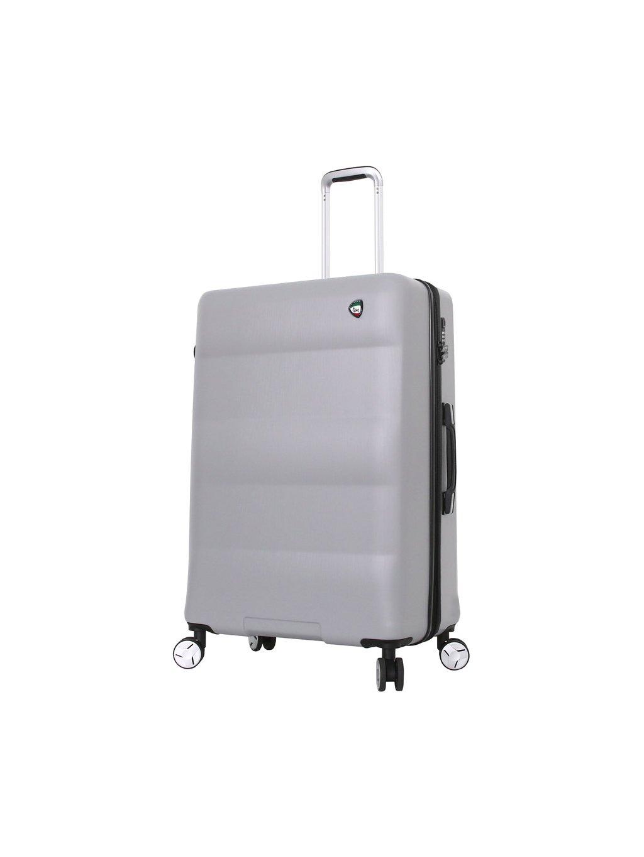 Cestovní kufr MIA TORO M1703/3-L - stříbrná