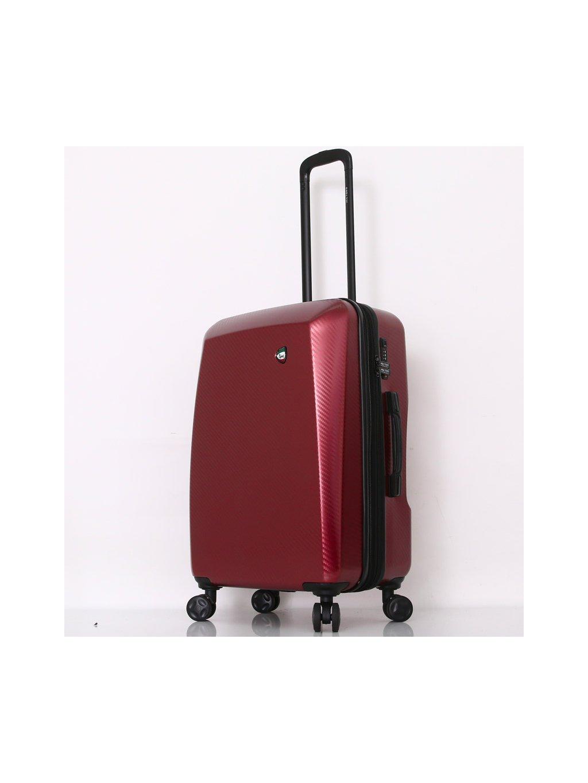 Cestovní kufr MIA TORO M1713/3-M - červená