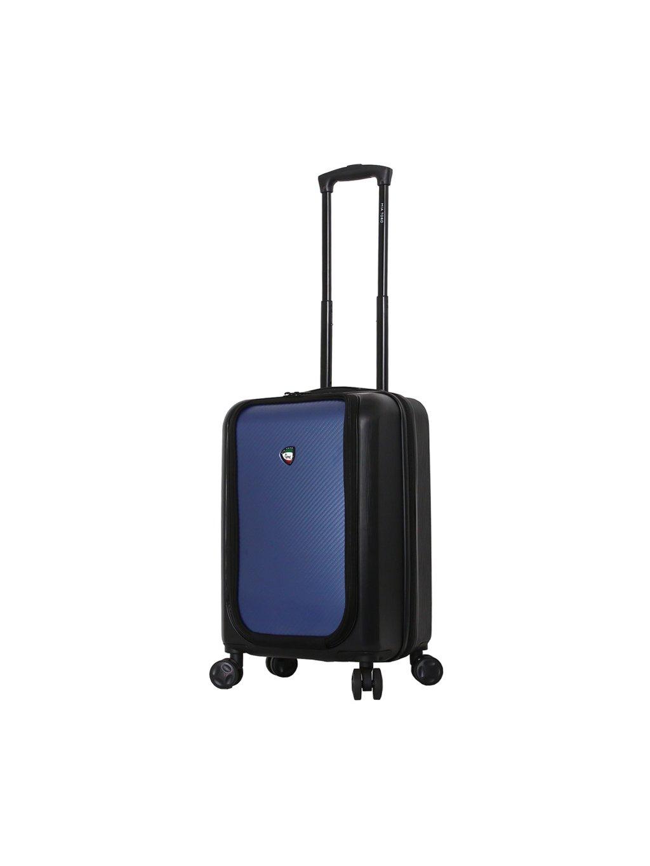 Cestovní kufr MIA TORO M1709/2-S - černá/modrá