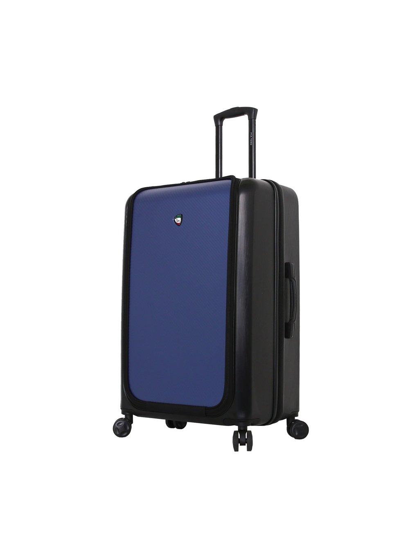 Cestovní kufr MIA TORO M1709/2-L - černá/modrá
