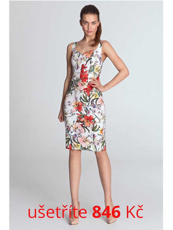 Společenské šaty model 131400 Nife