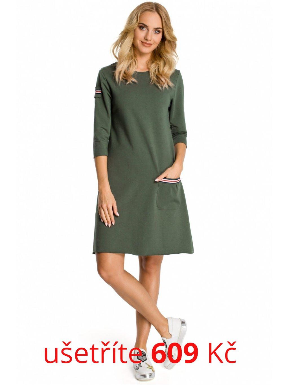 Denní šaty model 107508 Moe