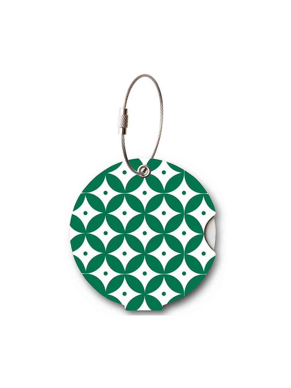 Jmenovka na kufr Addatag - Japan Green