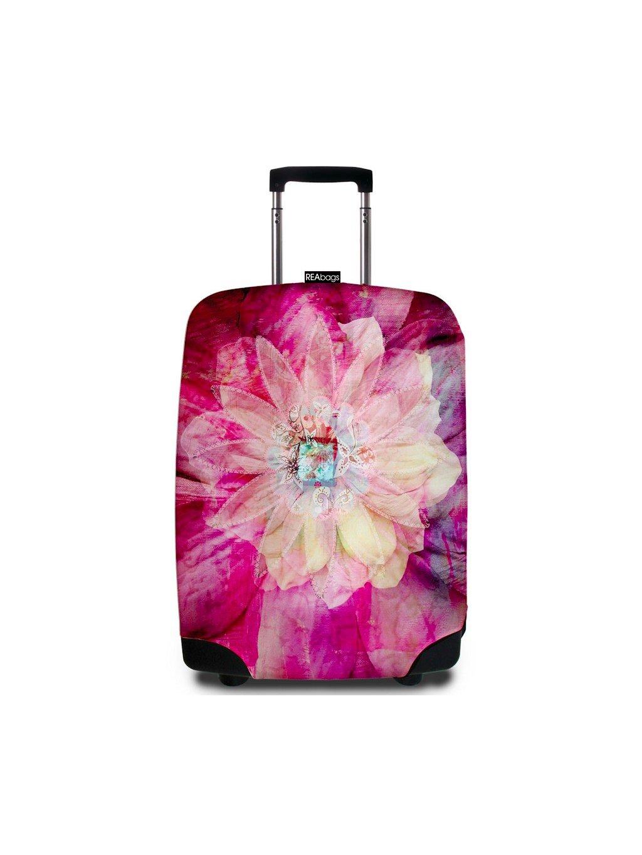 Obal na kufr REAbags® 9043 Bohemian Rose