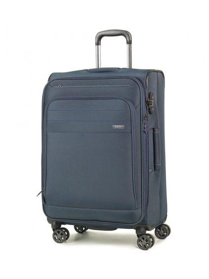 Cestovní kufr ROCK TR-0162/3-M - tmavě modrá