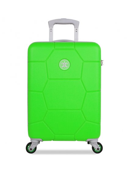 Kabinové zavazadlo SUITSUIT® TR-1251/3-S ABS Caretta Active Green