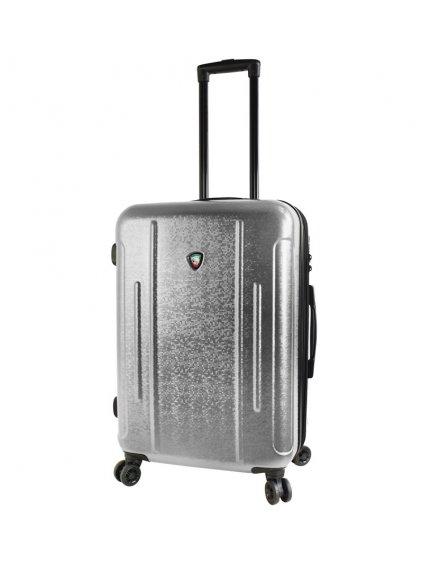 Cestovní kufr MIA TORO M1239/3-M - stříbrná