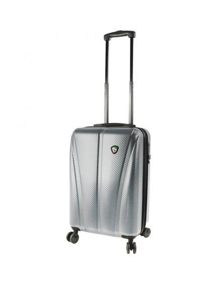 Kabinové zavazadlo MIA TORO M1238/3-S - stříbrná