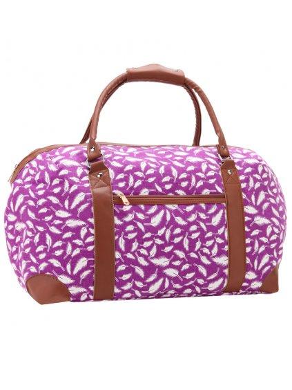 Cestovní taška JAZZI 2174 - fialová