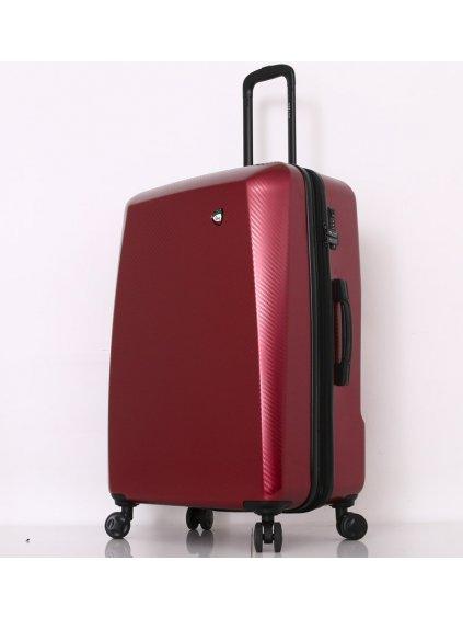 Cestovní kufr MIA TORO M1713/3-L - červená