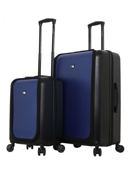 Sada cestovních kufrů MIA TORO M1709/2 - černá/modrá
