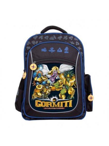 Školní batoh Gormiti Eclipse GC-15 + pouzdro+pytel za 1 kč