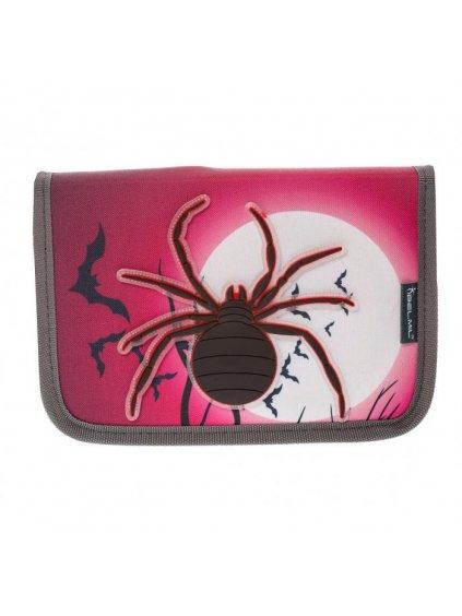 Penál prázdný 1 zip Spider