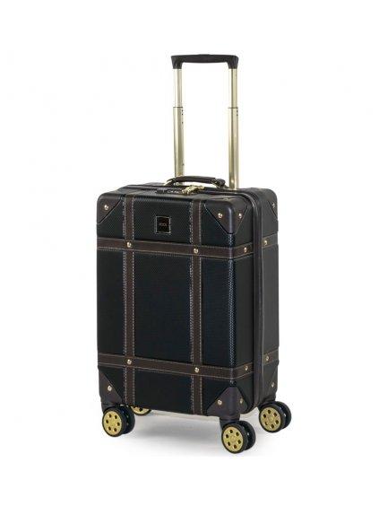 Kabinové zavazadlo ROCK TR-0193/3-S ABS - černá