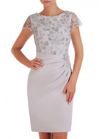 Společenské šaty model 133779 Jersa