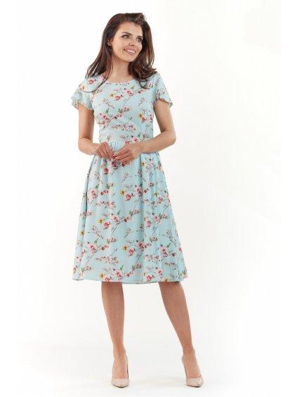 Denní šaty model 117534 awama