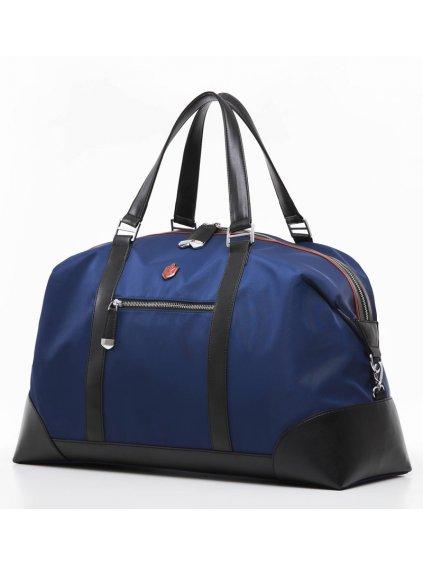 Cestovní taška KRIMCODE Business Attire 19 - modrá
