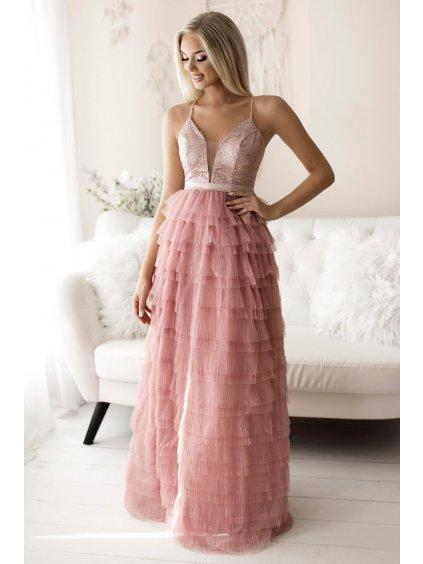 Dlouhé šaty model 147350 YourNewStyle
