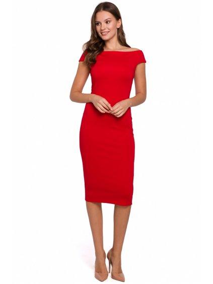 Večerní šaty model 138551 Makover