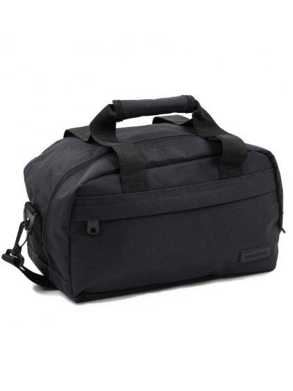 Cestovní taška MEMBER'S SB-0043 - černá
