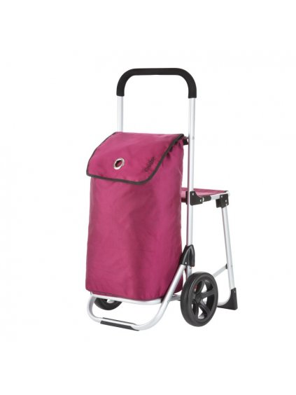 Shopping trolley with Relax Premium 604351 seat